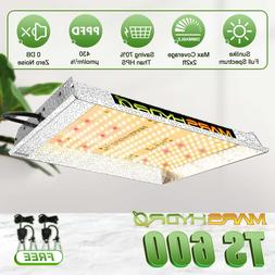 Mars Hydro TS 600W LED Grow Light Sunlike Spectrum Hydroponi