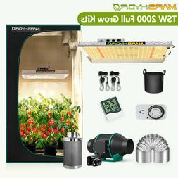 Mars Led Grow Light Hydro Reflector 300W 600W 800W 1000W Ful