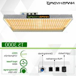 Mars Hydro TS 3000W LED Grow Light Full Spectrum Indoor Plan
