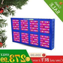 MEIZHI 1200W LED Grow Lights Hydroponic Plant Full Spectrum