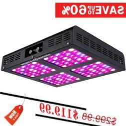 MEIZHI 450W Full Spectrum LED Grow Light Veg Flower For Indo