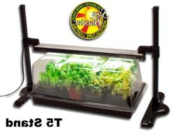 Mini Greenhouse & Light Stand kit for Germination and Propag