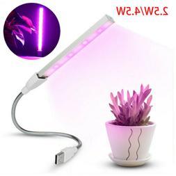 Mini USB Power LED Grow Light Plants Indoor Greenhouse Hydro
