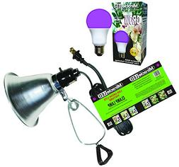 Miracle LED Absolute Daylight MAX Red & Blue LED Grow Lite &