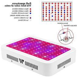 Morsen Led Grow Light 1000W Full Spectrum Grow Lamp 100X10 L