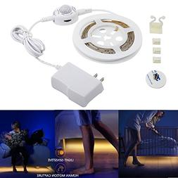 Motion Activated Bed Light 30Seconds-6Minutes Bathroom Light