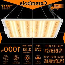 1500W LED Grow Light Full Spectrum For Indoor Plant Flower H