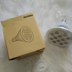 New UNIFUN 24W LED Grow Light Garden Greenhouse Bulb