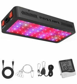 Phizon Newest 600W LED  Plant Grow Light/ Thermometer Humidi