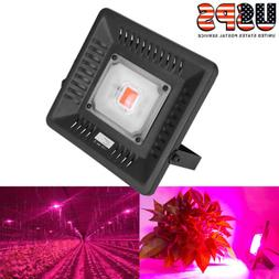 Outdoor Waterproof COB LED Grow Light Lamp Indoor Plant Veg