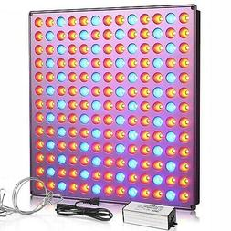 Roleadro Panel Grow Light Series,45W LED Plant Grow Light wi