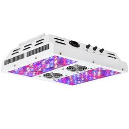 VIPARSPECTRA PAR450 450W LED Grow Light with 3 Dimmers 12 Ba