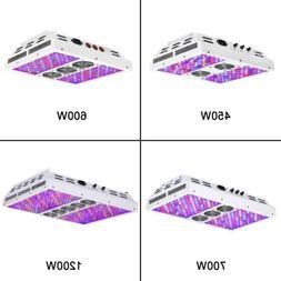 VIPARSPECTRA PAR450W 600W 700W 1200W LED Grow Light Full Spe
