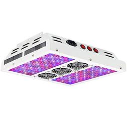 VIPARSPECTRA  2 PACK PAR600 600W 12-band LED Grow Light - 3-
