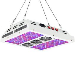 VIPARSPECTRA PAR600  LED Grow Light 3 Switches Full Spectrum