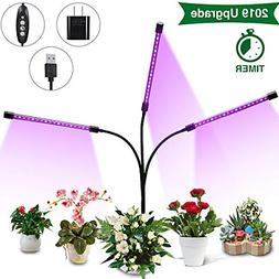 Plant Grow Light, SOLMORE Grow Light for Indoor Plants, Auto