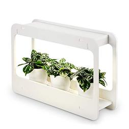 Plant Grow LED Light Kit, Indoor Herb Garden with Timer Func
