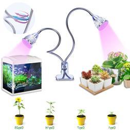 Plant Grow Light LED Gooseneck Indoor Plant Grow Adjustable