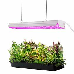 Plant Grow Light - LED Integrated Lamp Fixture Plug and Play