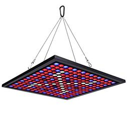 KINGBO 45W LED Plant Grow Light Panel Full Spectrum Reflecto