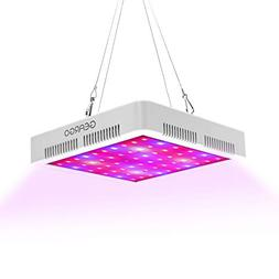 Led Plant Grow Light Full Spectrum, GEARGO 300W 100pcs Led U