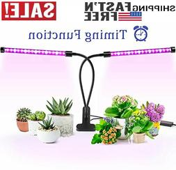 Plant Growing Lamps, Full Spectrum Grow Light Panel 45W/AC85