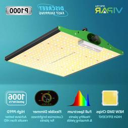 VIPARSPECTRA 2PCS P1000 LED Grow Light Full Spectrum for Ind