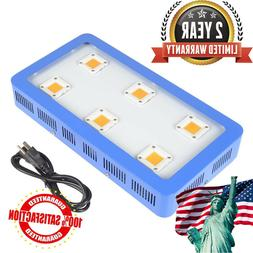 Professional X6 COB 1800W LED Sunshine Full Spectrum Grow Li