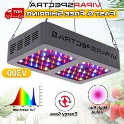 VIPARSPECTRA 300W LED Grow Light Full Spectrum for All Home
