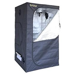 "VIPARSPECTRA 48""x48""x80"" Reflective 600D Mylar Grow Tent for"