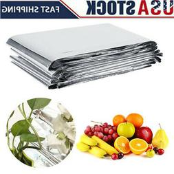 Reflective Film Covering Sheet Garden Plant Greenhouse Grow
