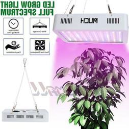 Reflector 600W 100LED Grow Light Full Spectrum Hydroponics I
