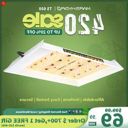 Mars Hydro TS 600W LED Grow Light Full Spectrum for All Indo