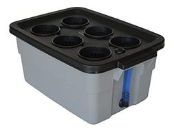 """REPLACEMENT DWC Hydroponic Grow Box and Lid ~ # 3 16""""x10"""", 6"""