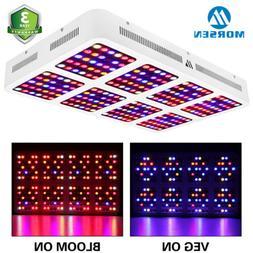 Morsen S-2400w Full Spectrum Led Grow Lights Hydro Indoor Pl