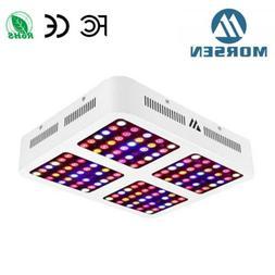 Morsen S Series 1200W LED Grow Light Full Spectrum For Hydro