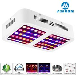 Morsen 600w Led Grow Light Full Spectrum Two- Switch Veg/Blo