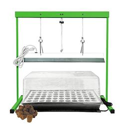 HTG Supply Seed Station - Complete Seedling Germination Kit