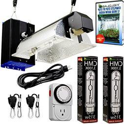 Yield Lab Professional Series 630w Dual Bulb CMH Grow Light