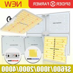 SF 600W 1000W 2000W 4000W LED Grow light Sunlike Full Spectr