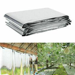 Silver Plant Reflective Film Grow Light Accessories Greenhou