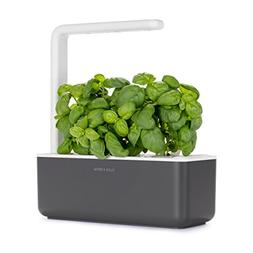 Click and Grow Smart Garden 3 Indoor Gardening Kit , Gray