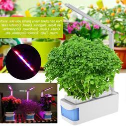 Smart Garden LED Light Tool Indoor Herb Hydroponics Grow Lig