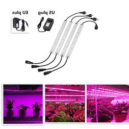 RONSHIN 12V 15W SMD5050 Beads Blue Red Plant Grow Light for