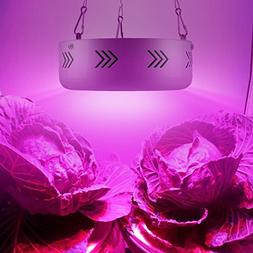 Awakingdemi Led Grow Light UFO LED Lamp UV IR Grow Tent Ligh