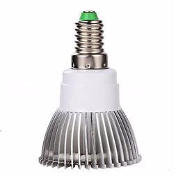 HuntGold Full Spectrum 28W E14 LED Grow Light UV IR LED Grow
