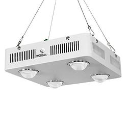 COB LED Grow Light Full Spectrum, CANAGROW 600W LED Plant Gr