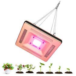FECiDA Waterproof LED Grow Lights, 110V 50W COB LED Grow Lig