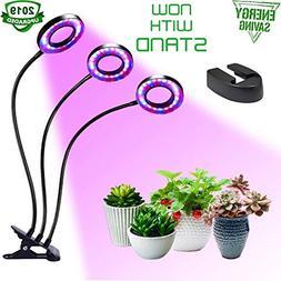 Full Spectrum Led Grow Light for Indoor Plants, Small UV Lam