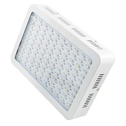 MagiDeal 800W Full Spectrum LED Grow Light for Plants Veg &